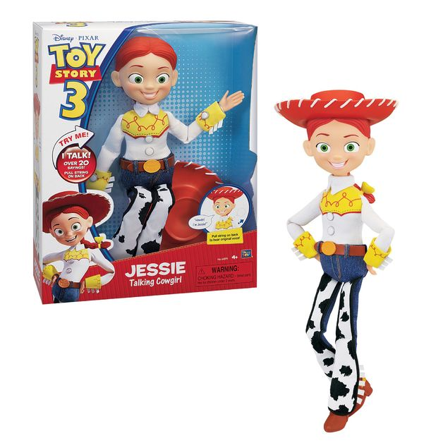 "Toy Story: Talking Jessie Cowgirl - 14"" Action Figure"
