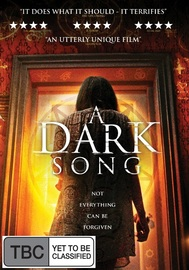 A Dark Song on DVD