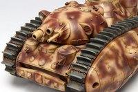 1/72 Multi-turreted Tank Akuyaku #1 Short Gun Barrel ver. - Scale Model Kit image