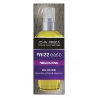 John Frieda Frizz Ease Nourishing Oil Elixir (88ml) image