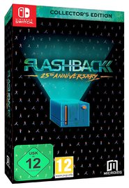 Flashback 25th Anniversary Collector's Edition for Nintendo Switch