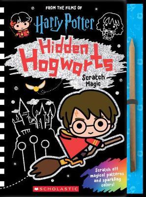 Hidden Hogwarts: Scratch Magic by Scholastic image