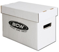BCW: Comic Storage Box - Short