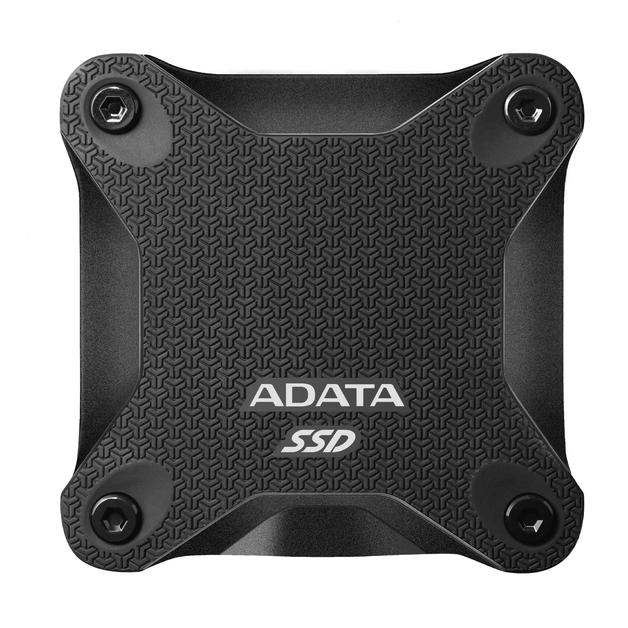 240GB External SSD ADATA Black