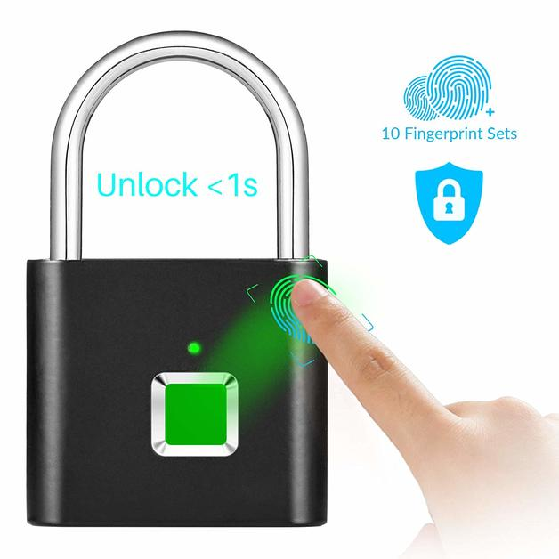Ape Basics: Rechargeable Fingerprint Smart Lock