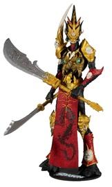 "Spawn: Mandarin Spawn (Red) - 7"" Action Figure"