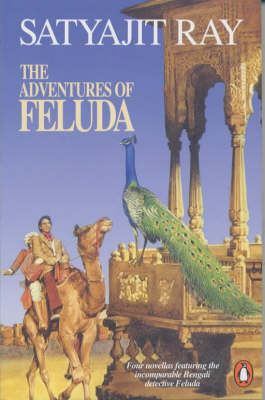 The Adventures of Feluda by Satyajit Ray image