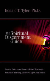 The Spiritual Discernment Guide by Ronald , Thomas Tyler image