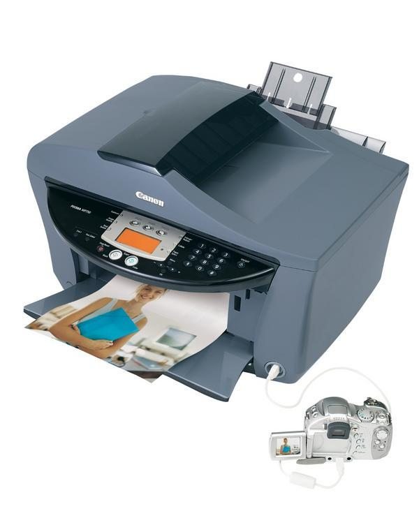 Canon Printer PIXMA Multifunction Unit MP750