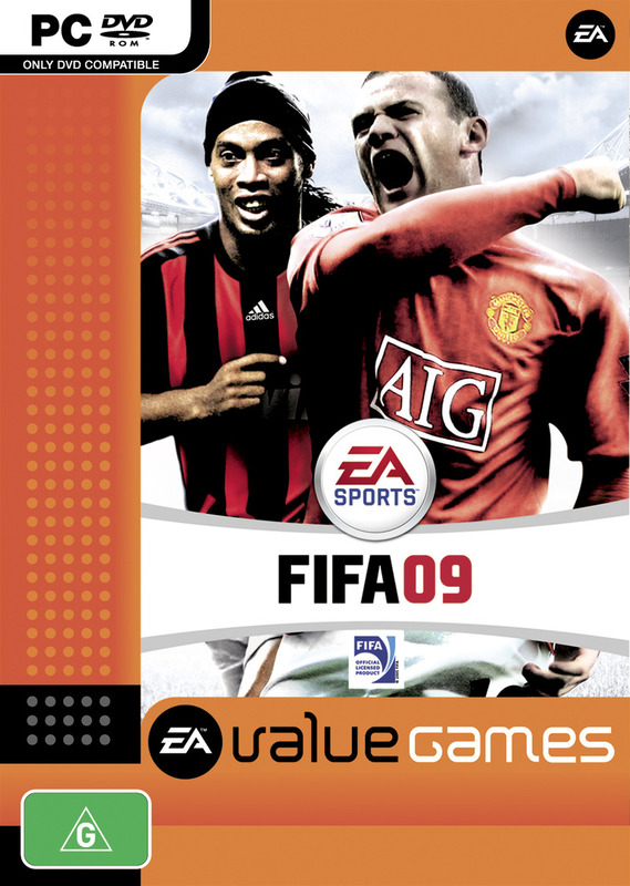 FIFA 09 (Value Game) for PC