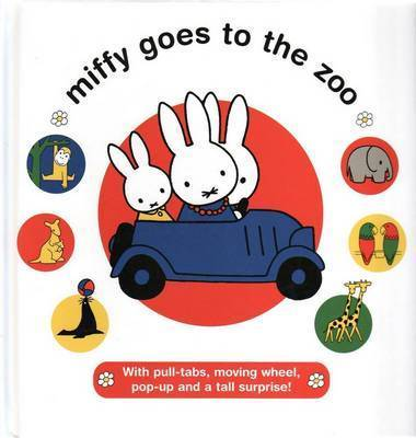Miffy Goes to the Zoo