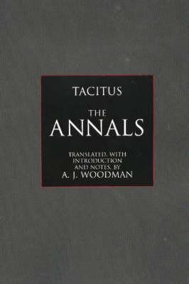 The Annals by Cornelius Tacitus