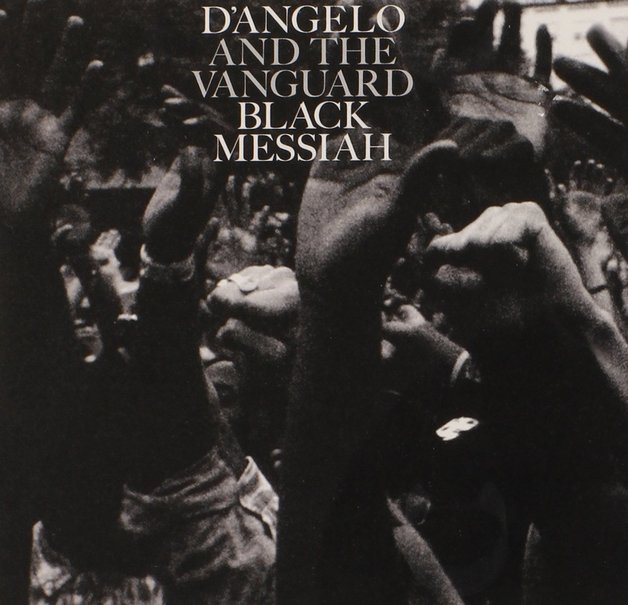Black Messiah by D'Angelo & the Vanguard