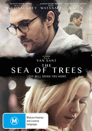 The Sea Of Trees on DVD