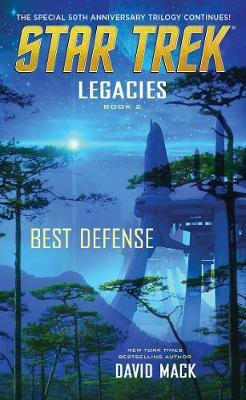 Legacies #2: Best Defense by David Mack