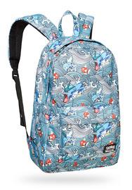 Loungefly Pokemon Gyarados Magikarp Waves Backpack