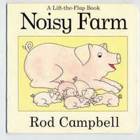 Noisy Farm by Rod Campbell image