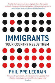 Immigrants by Philippe Legrain image