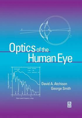 Optics of the Human Eye by David Atchison