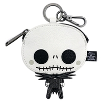 Loungefly: Jack Skellington - Chibi Coin Bag