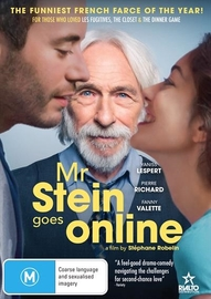 Mr Stein Goes Online on DVD