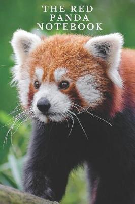 The Red Panda Notebook by Pandagang Publications