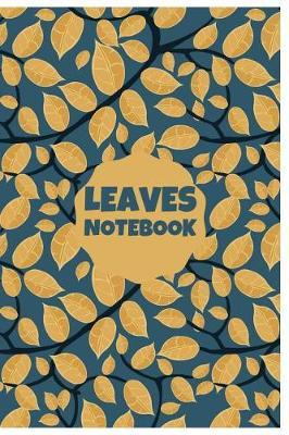 Leaves Notebook by Herbs Report