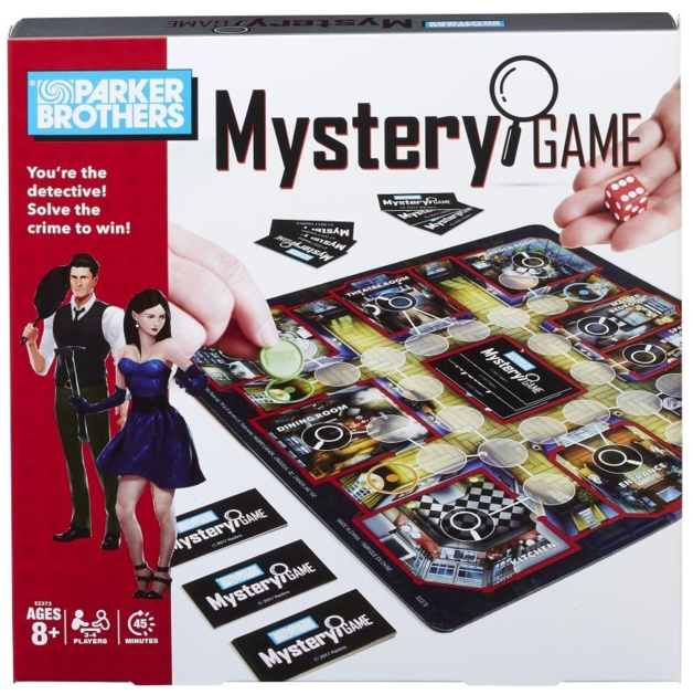 Mystery Game - Board Game