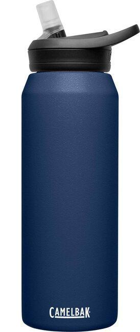 Camelbak: Eddy+ Navy Insulated Stainless Steel Water Bottle - 946ml