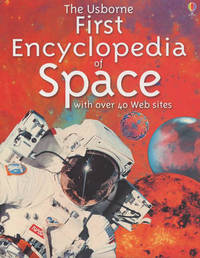 The Usborne First Encyclopedia of Space by Paul Dowswell image