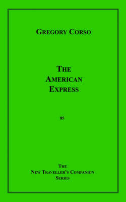 The American Express by Gregory Corso image