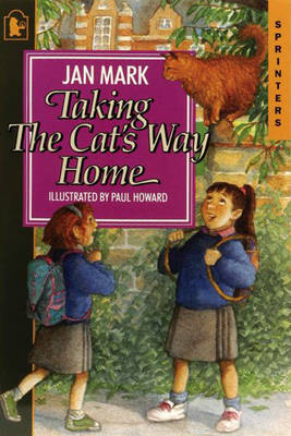 Taking the Cat's Way Home by Jan Mark image