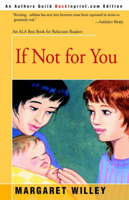 If Not for You by Margaret M. Willey image