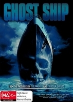 Ghostship on DVD