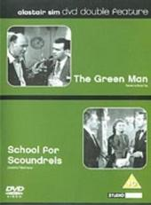 Alistair Sim Double Feature -  The Green Man / School For Scoundrels on DVD