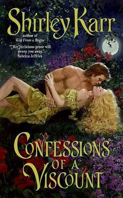 Confessions of a Viscount by Shirley Karr image