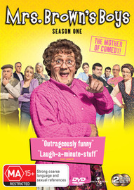 Mrs. Brown's Boys - Season One on DVD