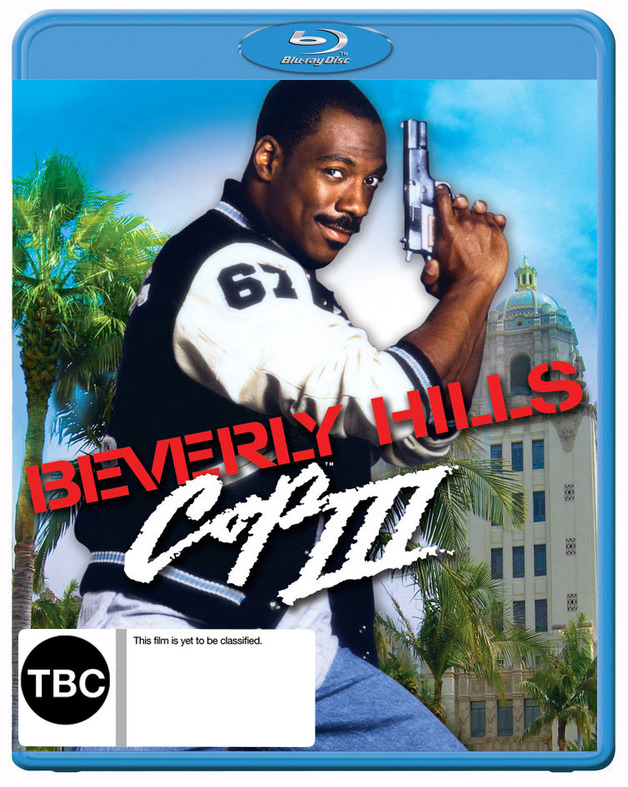 Beverly Hills Cop 3 on Blu-ray