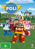 Robocar Poli Volume 2 - Circus DVD