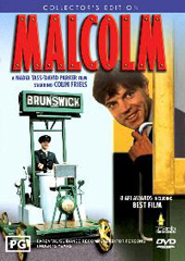 Malcolm on DVD