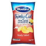 Bluebird Thinly Cut - Ready Salted (140g)