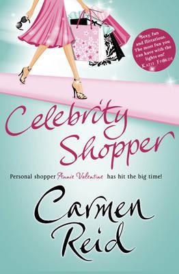 The Celebrity Shopper by Carmen Reid image