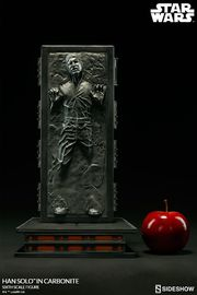 "Star Wars: Han Solo in Carbonite - 12"" Figure image"
