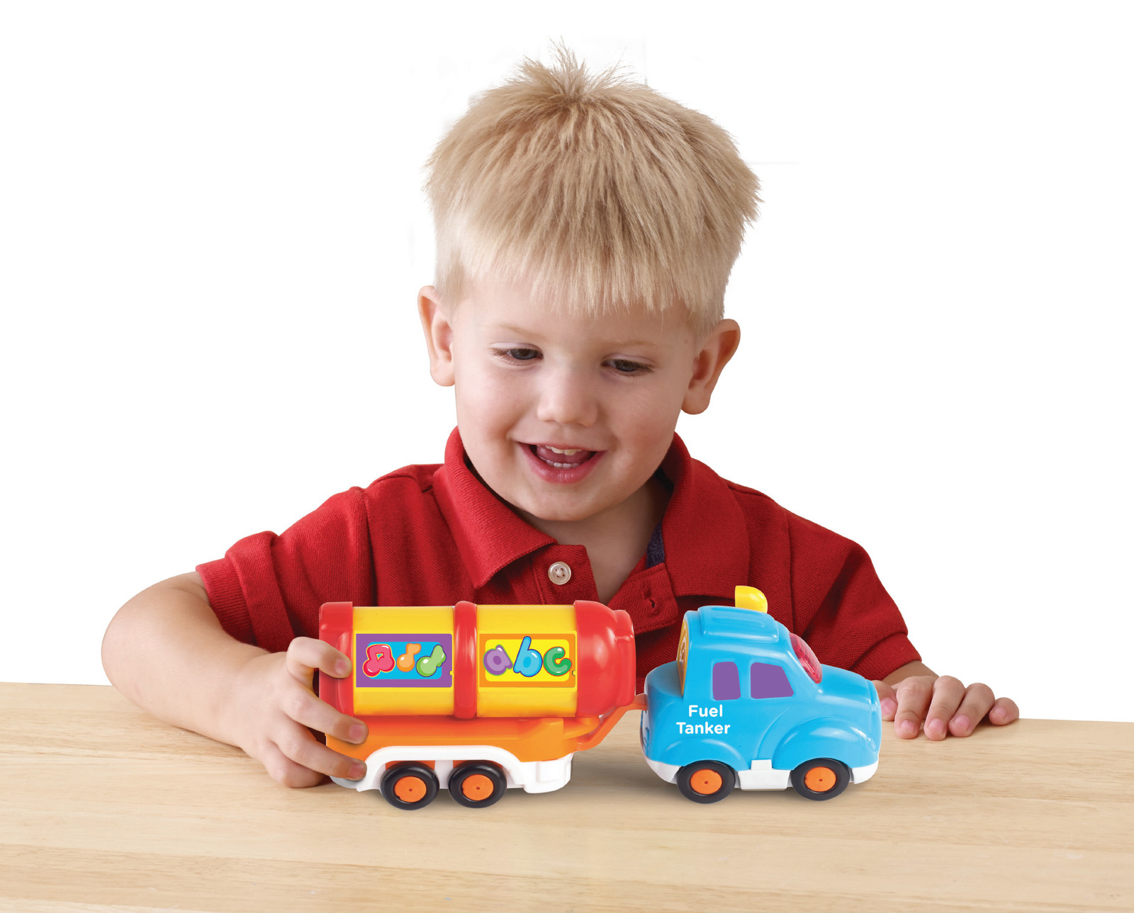 Vtech Toot Toot Drivers: Fuel Tanker image