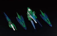 HGBF 1/144 Gundam OO Shia QAN[T] - Model Kit image