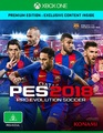 Pro Evolution Soccer 2018 Premium Edition for Xbox One