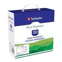 Verbatim 3D Printer PLA 1.75mm Filament - 1kg (Natural Transparent) image