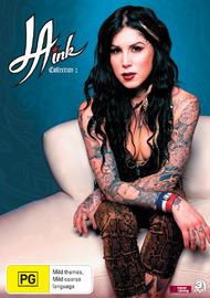 LA Ink - Collection 2 (Discovery Channel) (3 Disc Set) on DVD