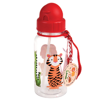 Rex: Colourful Creatures - Water Bottle (500ml)