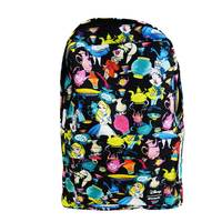Loungefly Disney Alice Black AOP Backpack